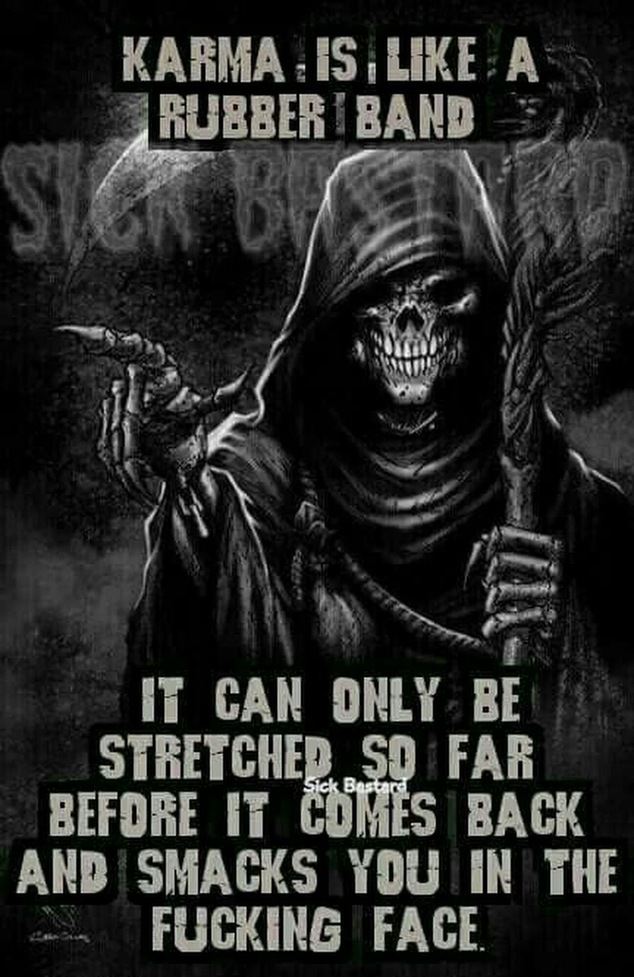 Cant Say Amen Enough To This One Quotes Reaper Quotes Skull