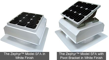 Solar Powered Attic Fan Swamp Coolers By Attic Breeze Solar Attic Fan Solar Powered Attic Fan Attic Fans