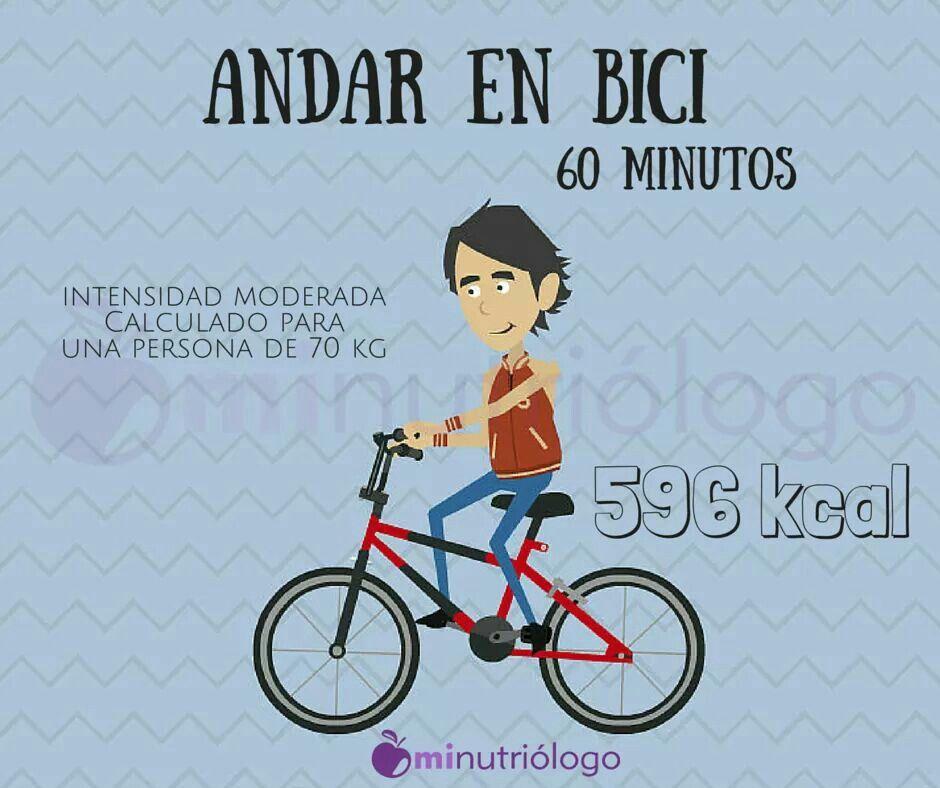andar en bici adelgaza