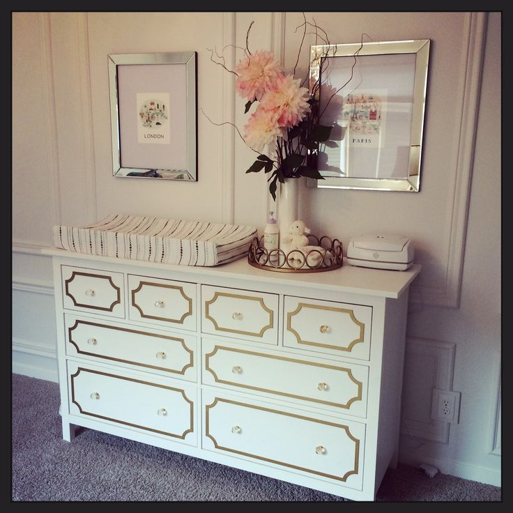 Hemnes Dresser Gold Google Search For The Home Pinterest And Hardware