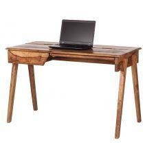 Schreibtisch Cullman Sheesham Massiv Office Desk Home Decor