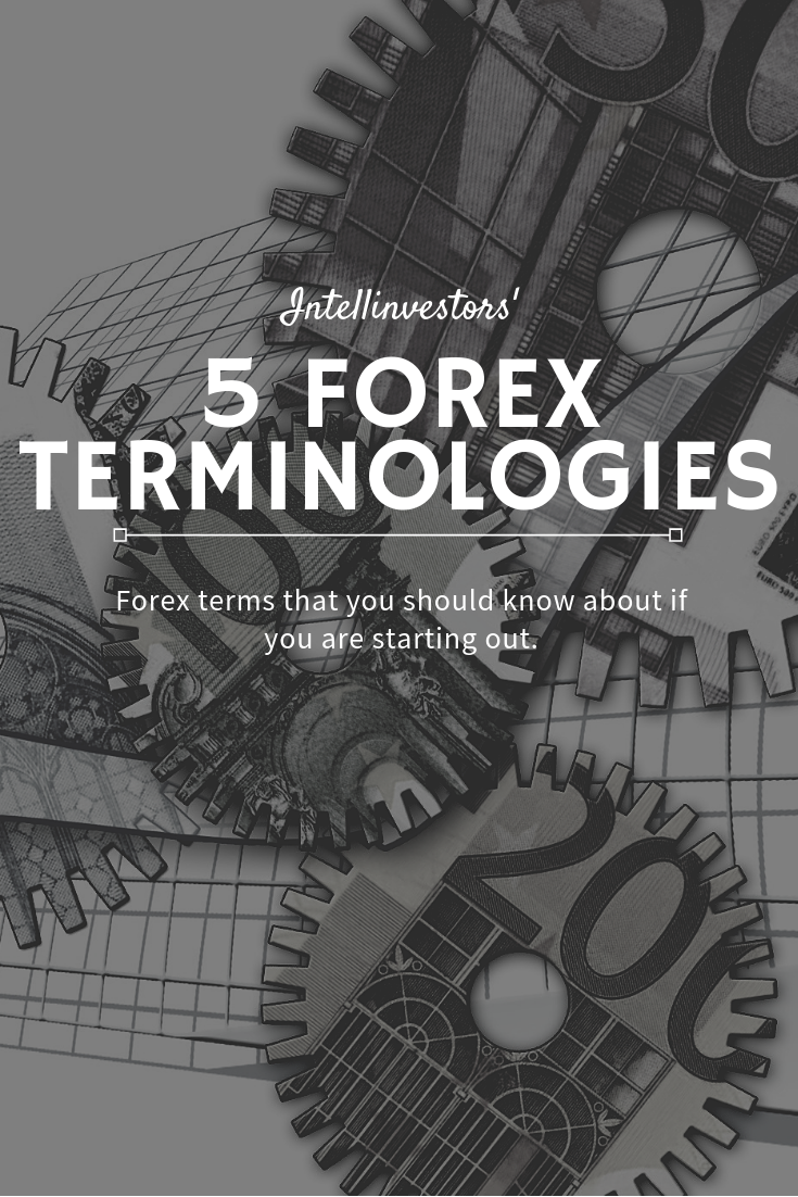 5 Essential Forex Trading Terminology