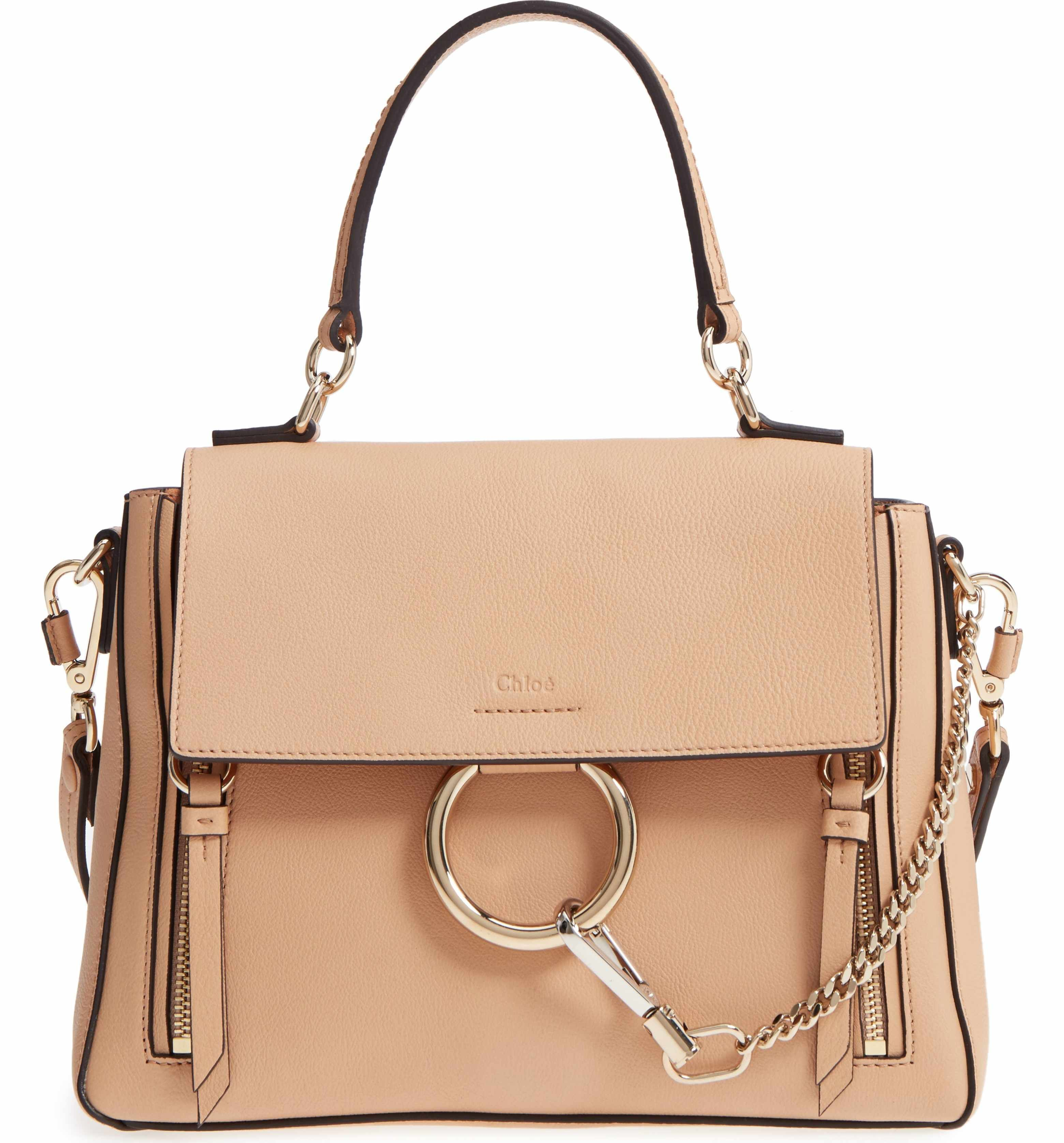 76347a712 Main Image - Chloé Small Faye Day Leather Shoulder Bag | My Style ...