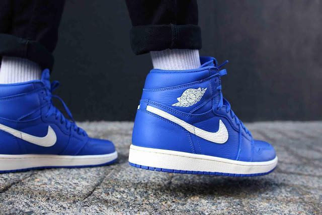 7849a09589e Swag Craze  First Look  Nike Air Jordan 1  Hyper Royal