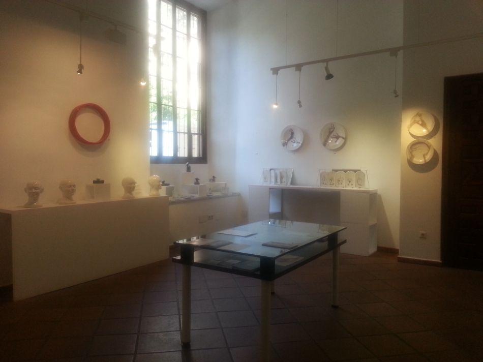 Exposición Lenguajes en Alfajar