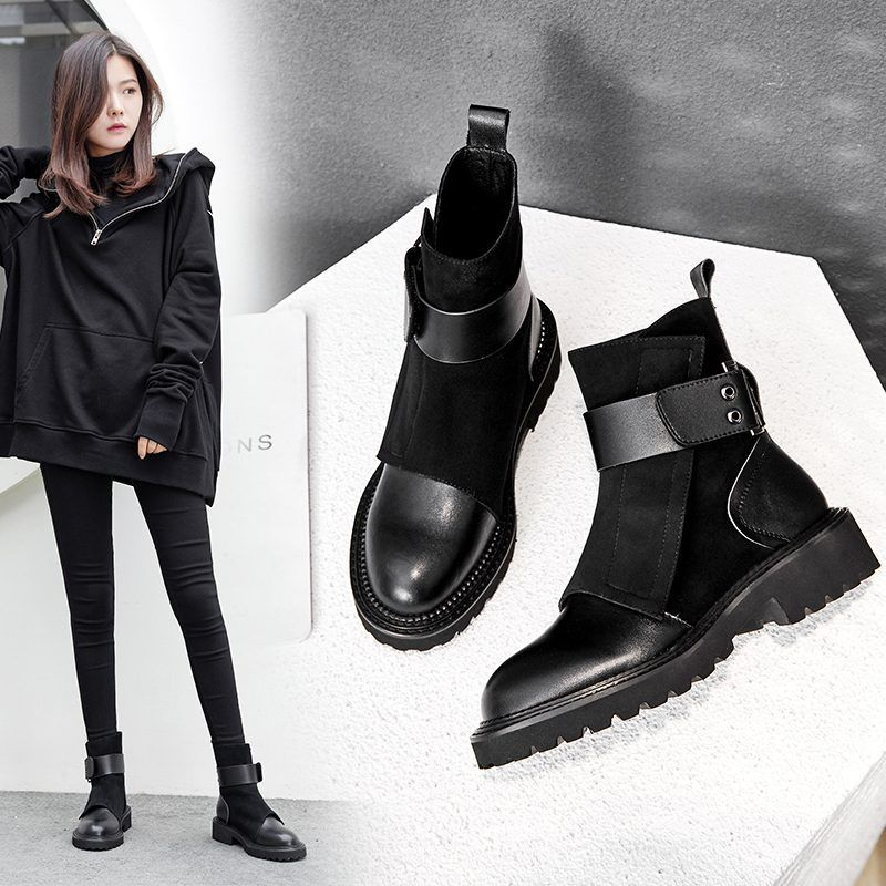ankle #black tennis shoe outfit jeans