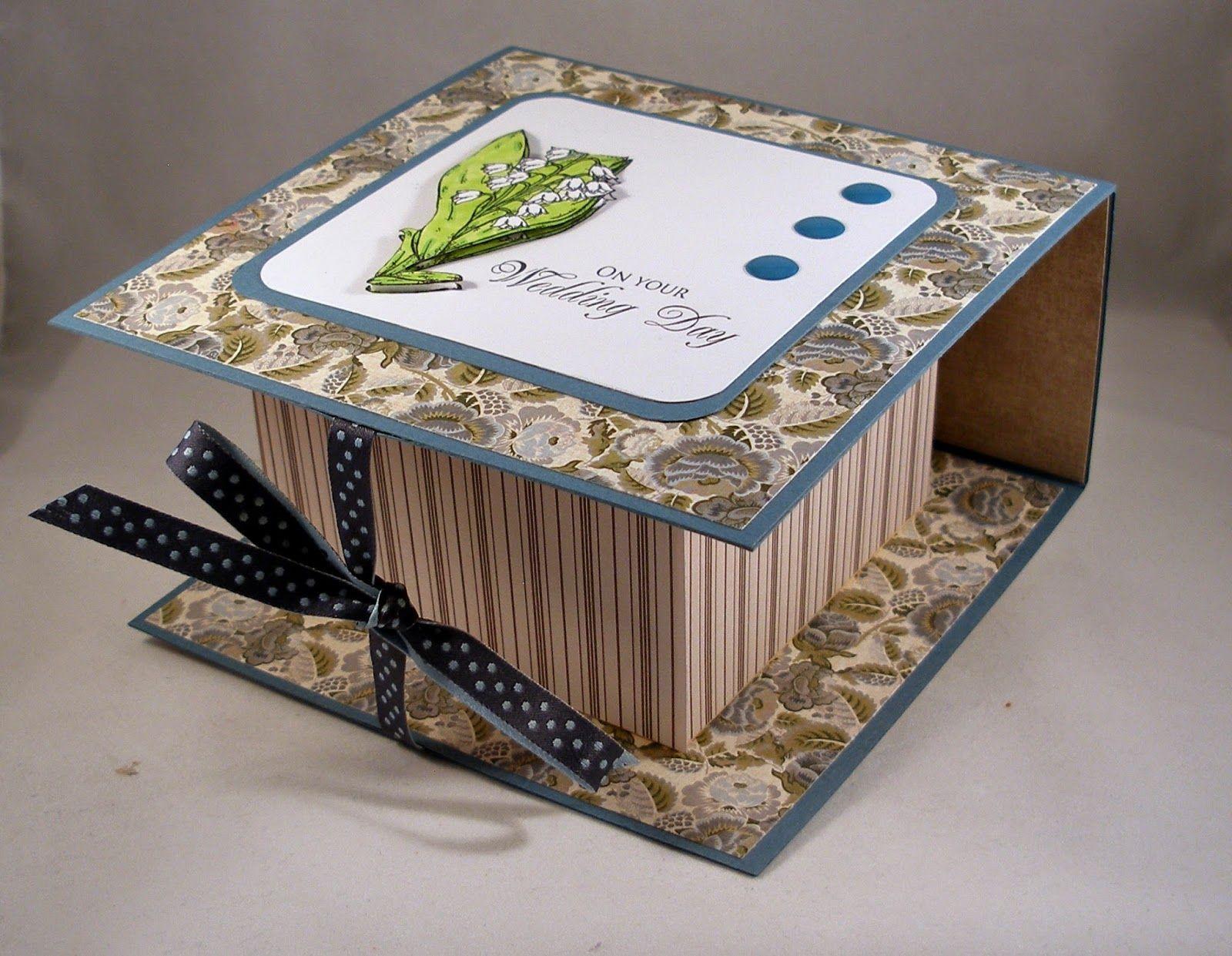 Wedding Day Box by Katie Tate - Scor-Pal
