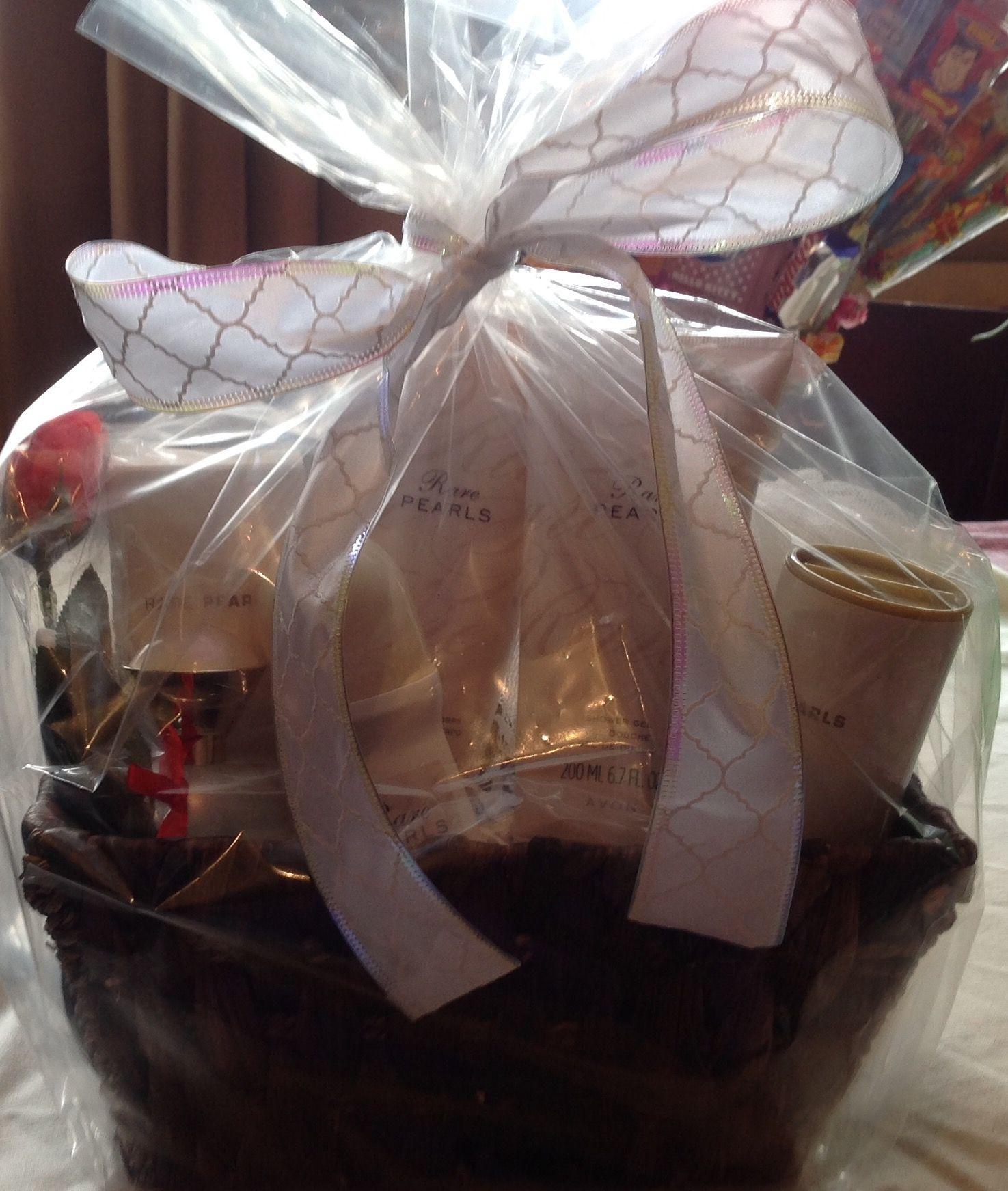 Pin de antrecia cutliff em gift baskets avon pinterest cestas de presente avon negle Images