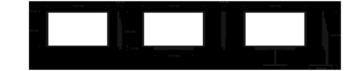 75 Inch Tv Dimensions идеи для дома 75 Inch Tvs и Dimensions Crafts