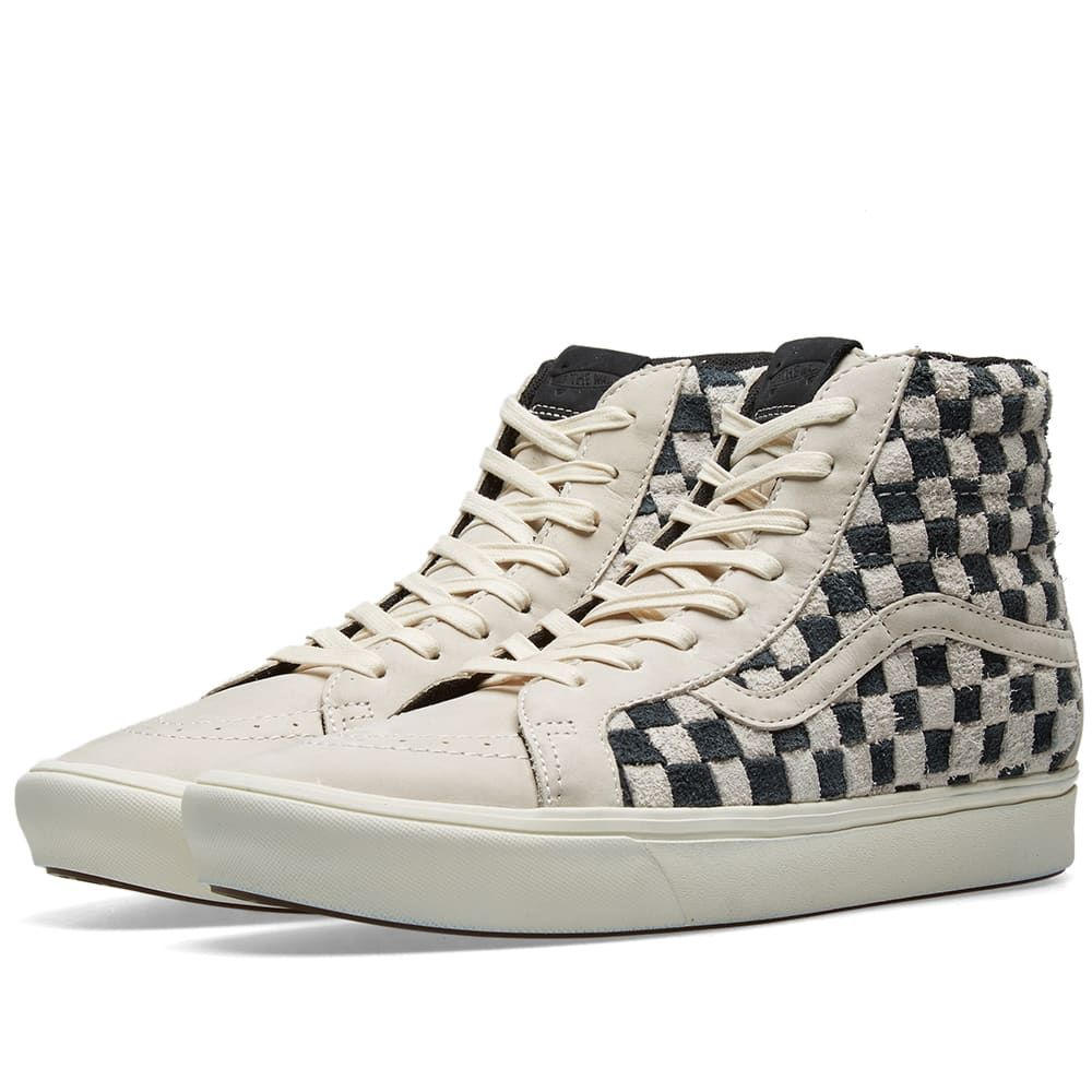 bcd2e059dd VANS VANS VAULT COMFYCUSH SK8-HI REISSUE LX.  vans  shoes