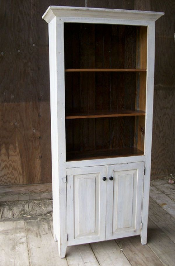 wholesale dealer ed359 a5536 white bookcase with doors on bottom | Door Designs Plans ...