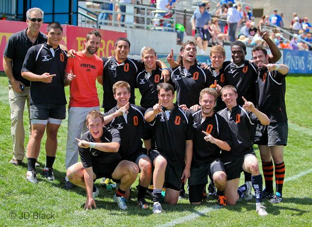 The Rugby Corner Infinity Park Occidental College Wins Pacwest 7s