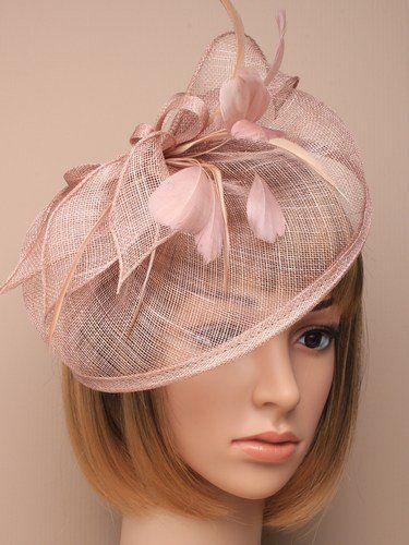 Allsorts® Large Nude Hat Fascinator Weddings Ladies Day Race Royal Ascot  Allsorts® http  3fac1fc7fe2