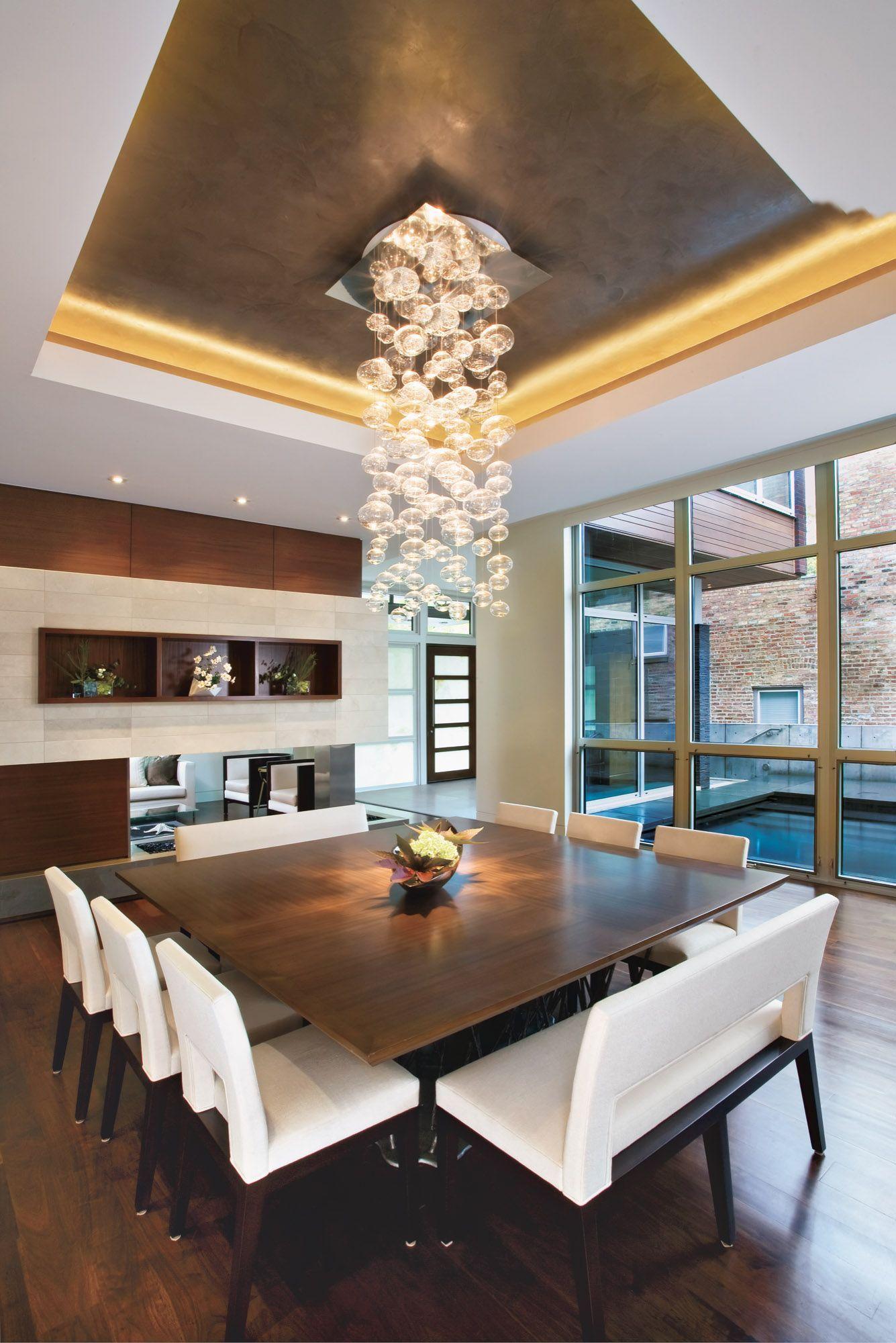 Contemporary Dining Room Design, Formal Dining Room Ideas 2020