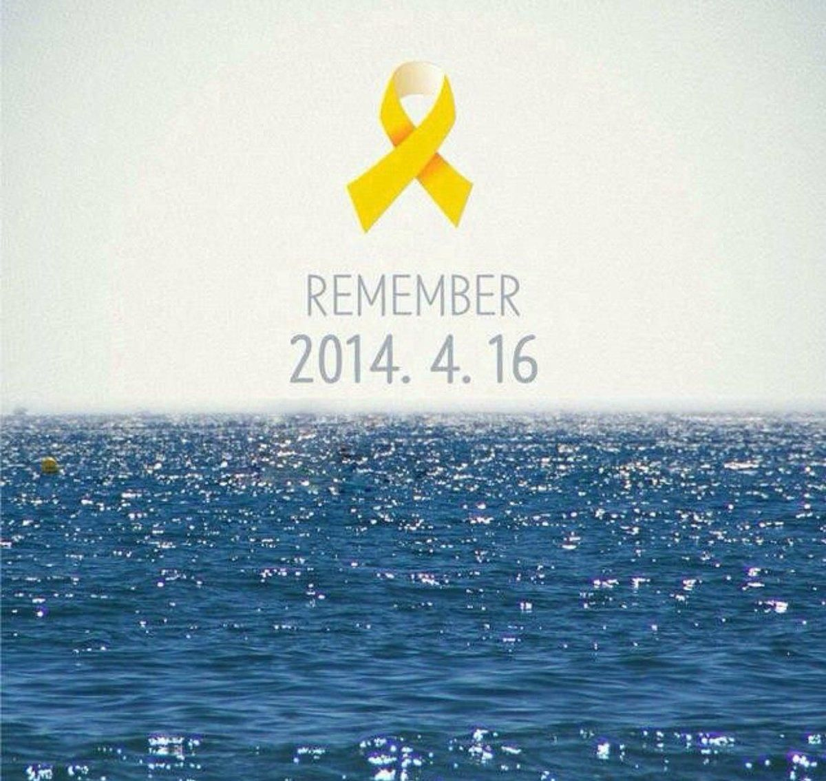 Many Idols Have Turned To Social Media To Pay Their Respects To And Commemorate The Victims Of The Sewol Ferry Tragedy Today M Ferry Remember Korean Aesthetic