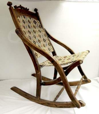 Fine Antique Fold Up Rocking Chair Antiques Rocking Chair Pdpeps Interior Chair Design Pdpepsorg
