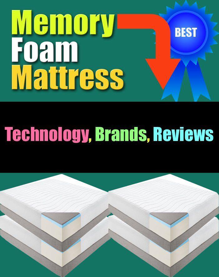 Mattress Brand Reviews >> Best Memory Foam Mattresses Brand Technology And Reviews