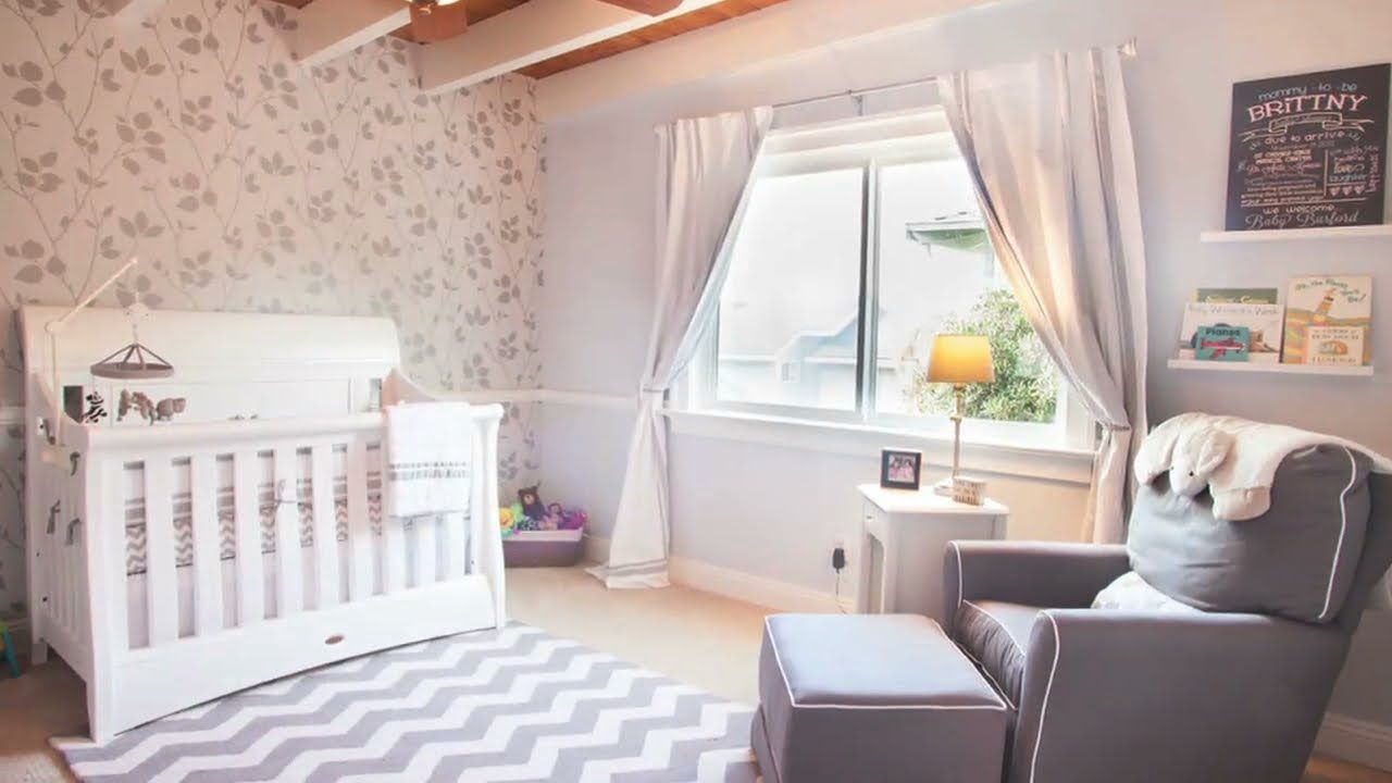 This #nursery was daddy-designed and we're giving you a #video tour!