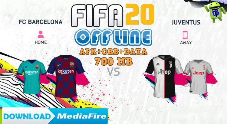 Fifa 2020 Android Offline Mod White Edition Download Best Android Games Fifa Fifa 20