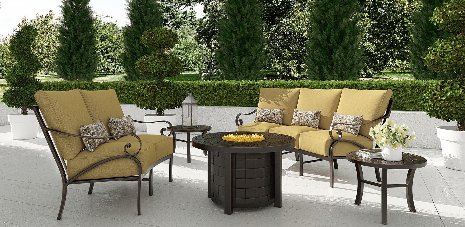 Castelle Patio Furniture Warranty Patio Outdoor Furniture Sets