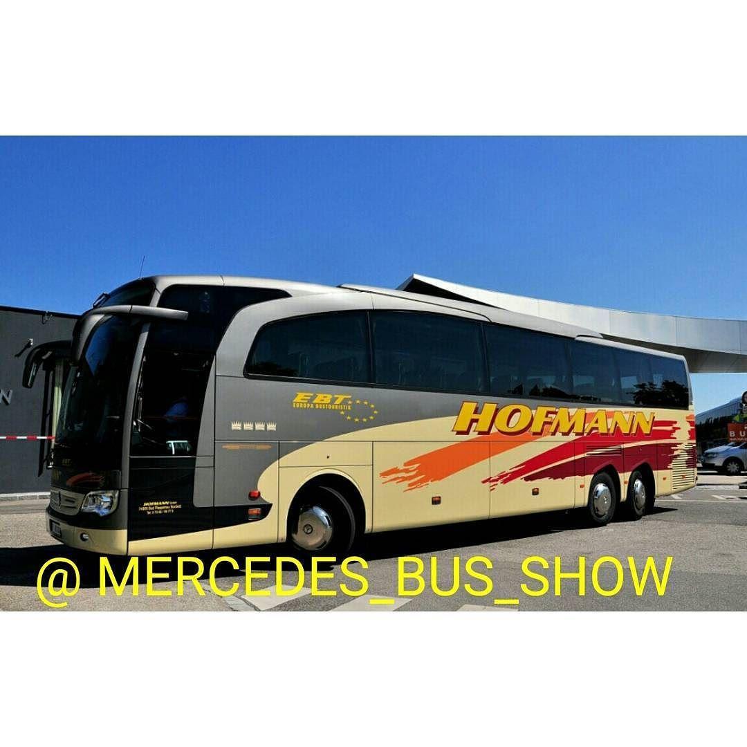 #mercedesbenz #reisen #travel #transporter #tours #buss #0580 #HOFMANN by mercedes_bus_show