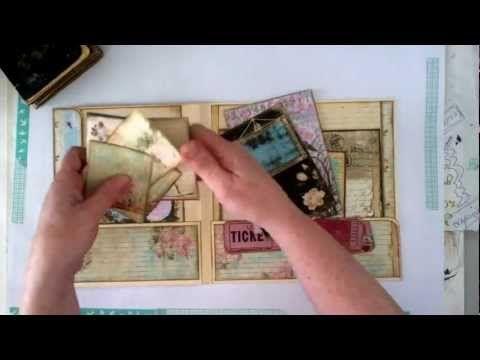 file folder journal tutorial