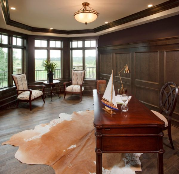 Traditional Home Office Design, Pictures, Remodel, Decor And Ideas   Page 8 Pictures Gallery