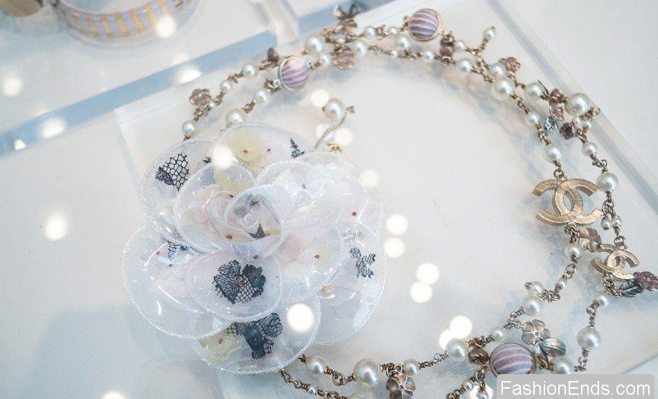 New Chanel Spring/Summer women's accessorise collection | FashionEnds.Com