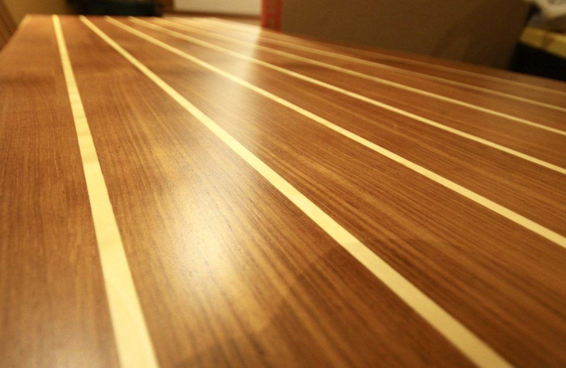 Natural Wood Flooring Teak