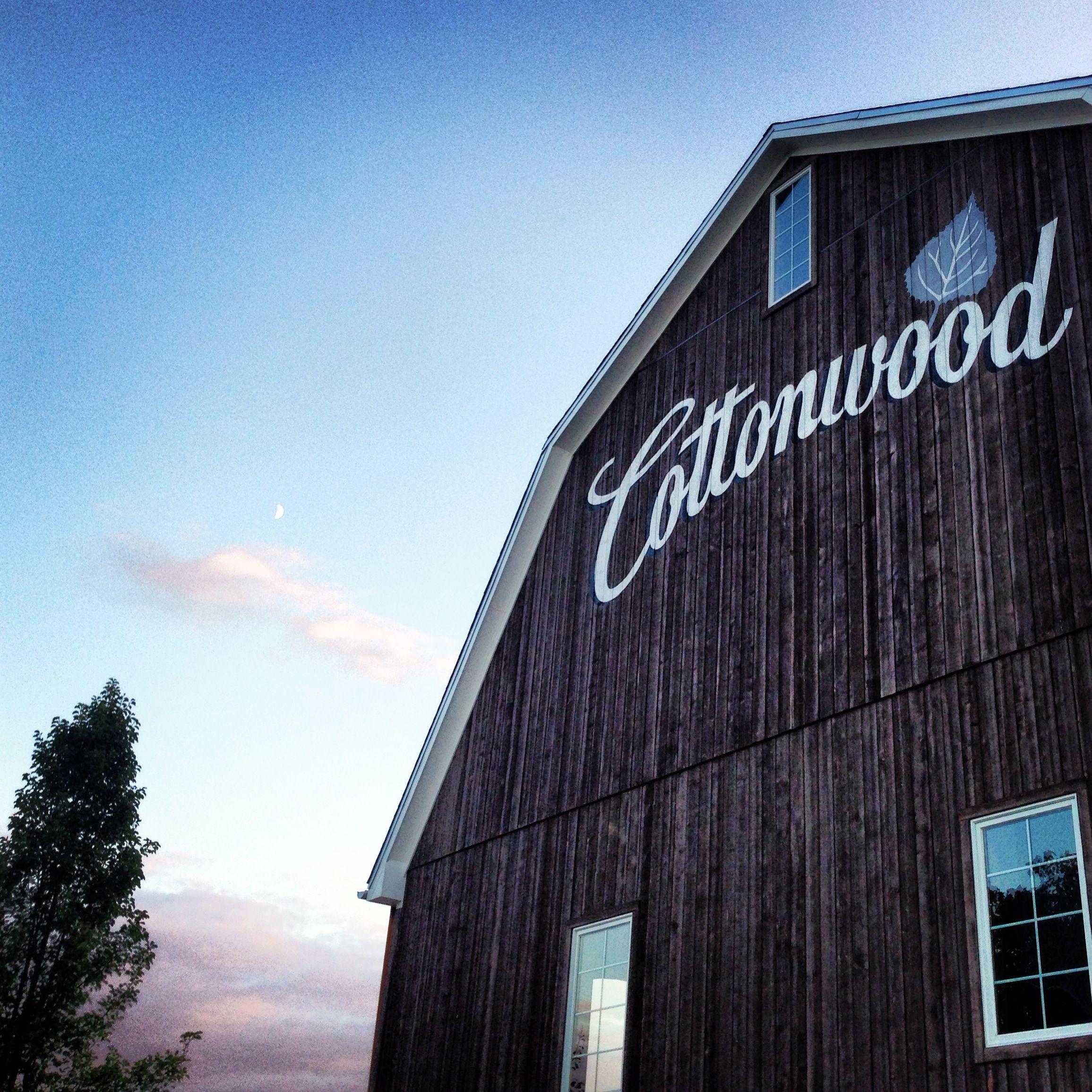 Rustic Wedding Venue: Cottonwood Barn Dexter, MI -- Where ...