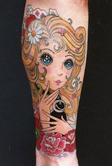 Tattoo by tattoo