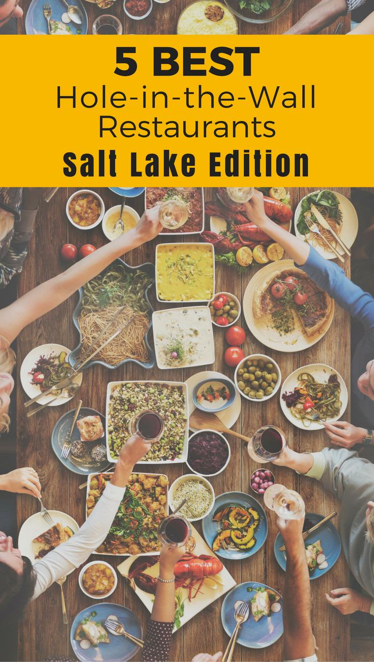 Must Eat Restaurants In Salt Lake City Salt Lake City