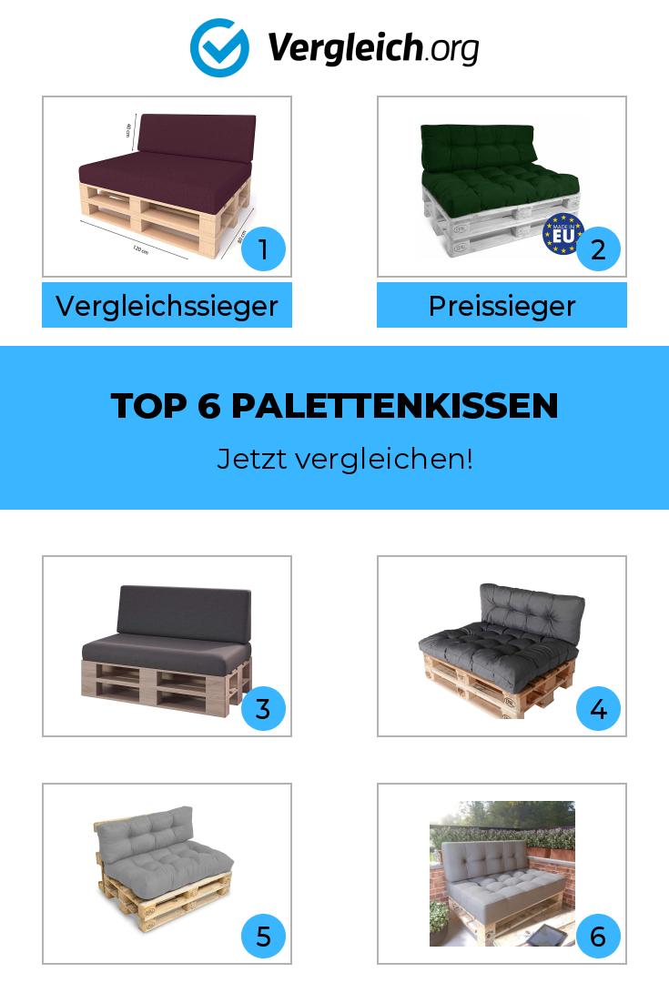 Top 6 Palettenkissen In 2020 Paletten Kissen Palettenkissen Palette
