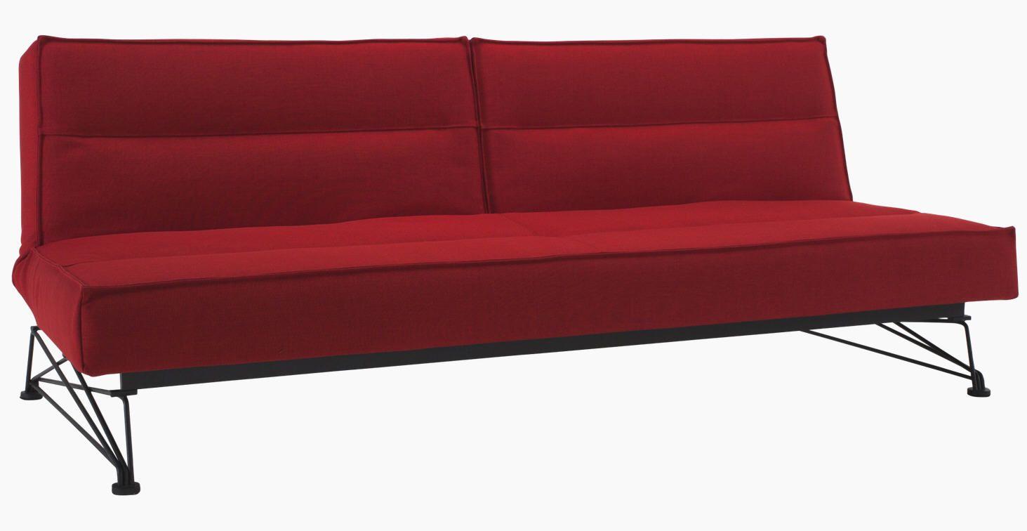 Edwin Canapé-lit 3 places en tissu | Canapé habitat, Canapés-lits et ...