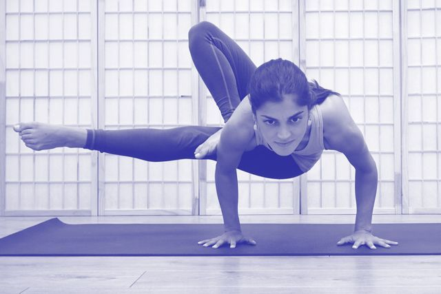 Learn How To Master The Most Difficult Yoga Poses