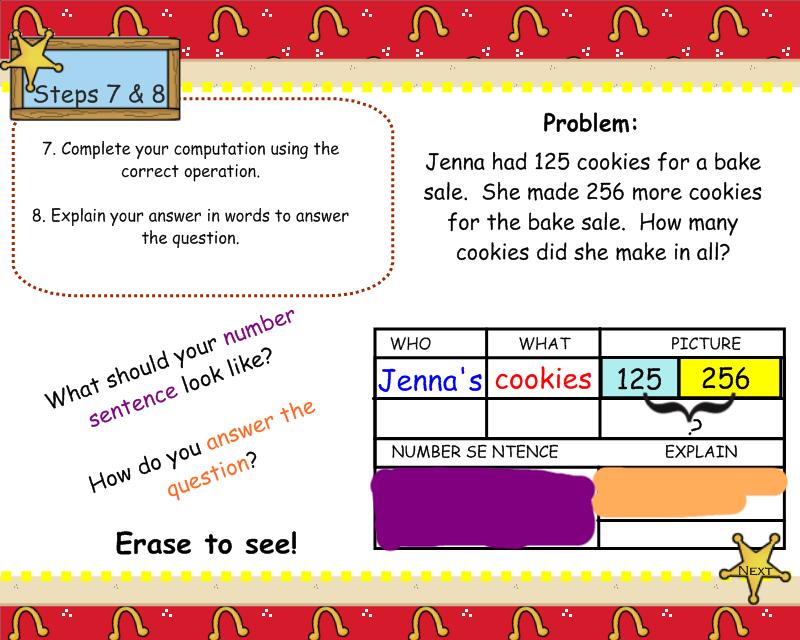 3 Teacher Chicks: Problem.....SOLVED! | Math | Pinterest | Math ...
