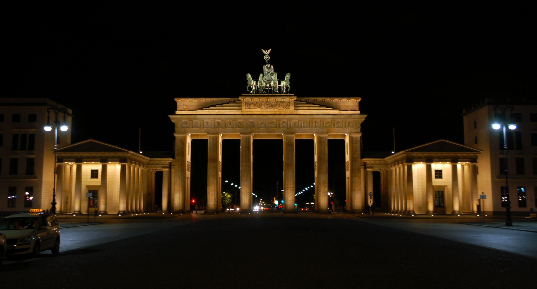 Berlin Germany Brandenburg Gate Berlin Tour Germany
