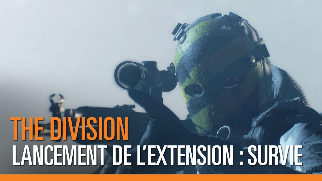 #Video #Ubisoft ➠ #TheDivision : #Survie - #Trailer de lancement de l' #Extension II ▶ http://petitbuzz.com/jeux-video/the-division-survie-trailer-de-lancement-de-lextension/