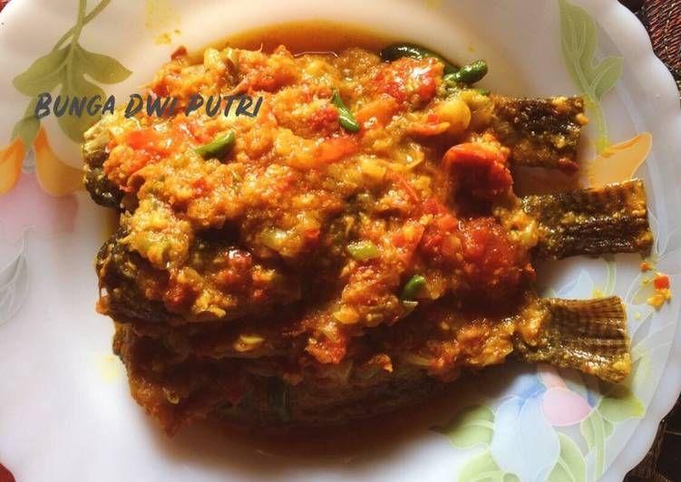 Resep Tongkol Bakar Pedas Oleh Shinta Makarim Resep Resep Ikan Masakan Makanan Ikan
