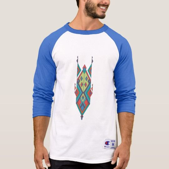 Vintage ethnic tribal aztec ornament T-Shirt