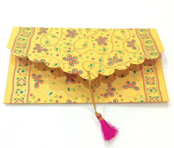 ... indian weddings, wedding favors, money holders, wedding gift ideas, an