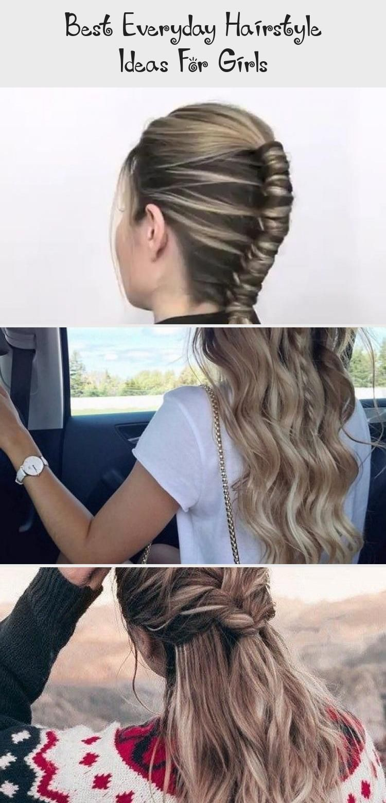 Best Everyday Hairstyle Ideas For Girls Topkerja Com Everydayhairstyles Layered Everydayhairstyles In 2020 Everyday Hairstyles Hair Styles Easy Everyday Hairstyles