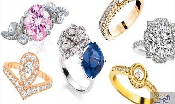 ميزي يديك بتشكيلة خواتم خطوبة جملية وراقي ة Fashion Rings Engagement Rings Jewelry