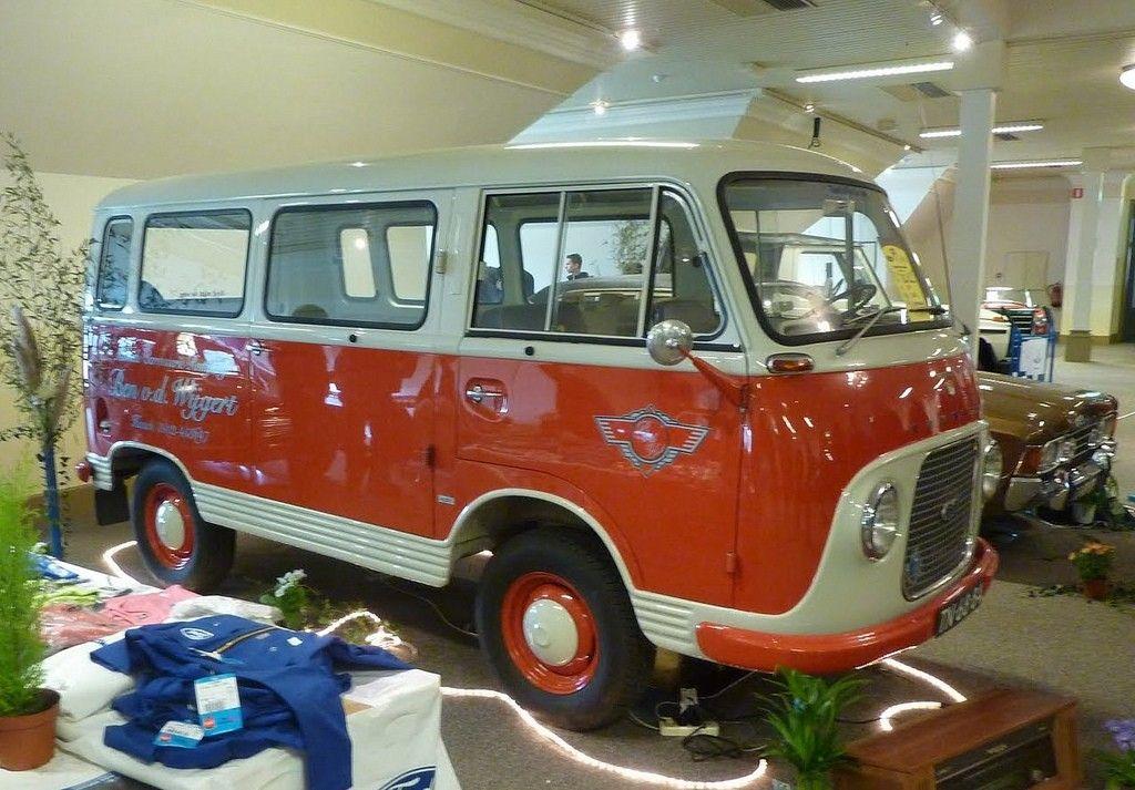 1963 Ford Taunus Transit TN6884 Ben van de Wijgert