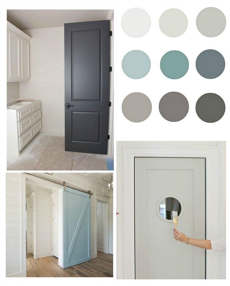 Pretty Interior Door Paint Colors To Inspire You Painted Interior Doors Interior Door Colors Interior Door Paint Colors