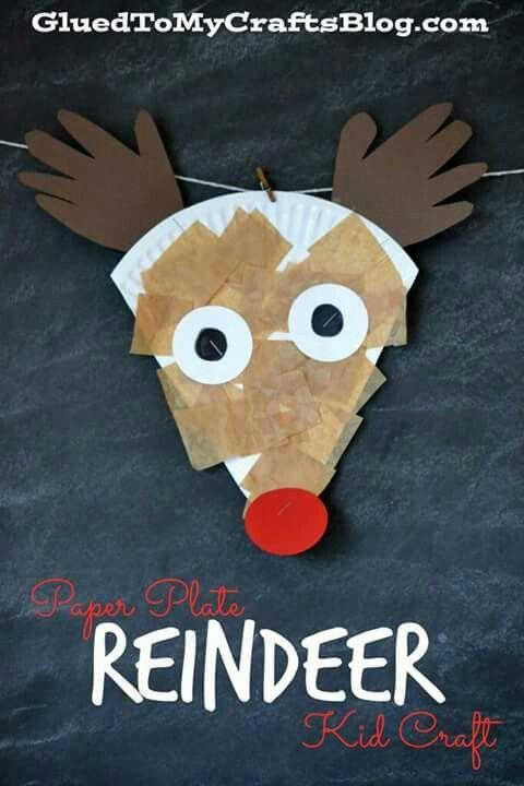 Kerstknutsel preschool! Pinterest Craft, School and Activities