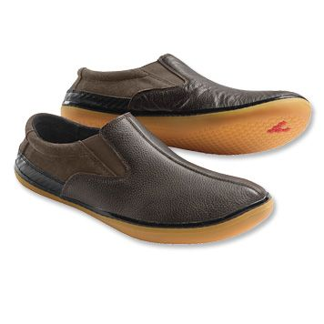 Men's Comfortable Slip On Shoes / Slip-On Barefoot Shoes -- Orvis