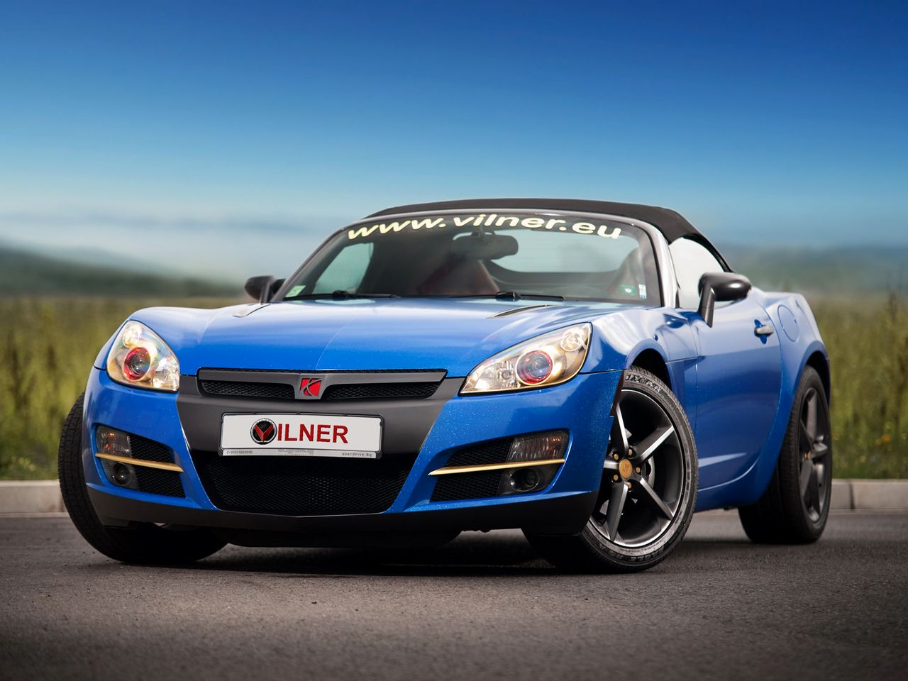 Captivating Saturn Sky | Vilner Saturn Sky U00272011u2013н.в.