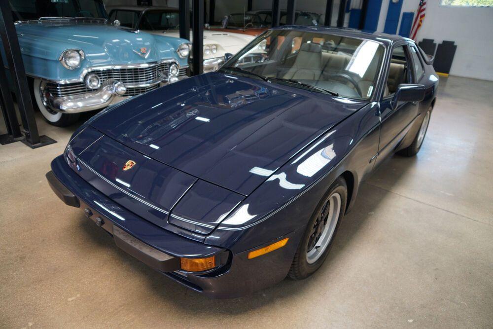 1985 Porsche 944 Coupe With 15k Original Miles In 2020 Porsche