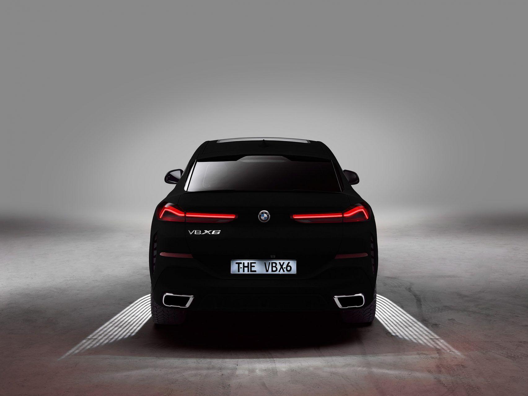 Bmw Unveils Blackest Black Bmw Vbx6 Car Sprayed With Vantablack Bmw X6 Bmw Black Bmw
